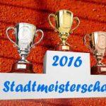 Sadtmeisterschaft 2016