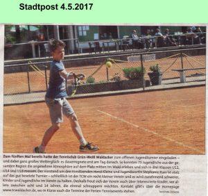 LK - Turnier - Stadtpost
